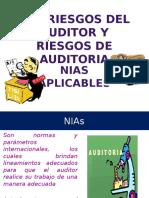 Riesgos de Auditoria