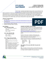 production technology 8 descriptor september 2014