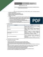 PROCESO CAS Nº 415 - 2016 QALI
