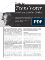 Dreese, MiaFQSummer2006, A Tribute to Frans Vester