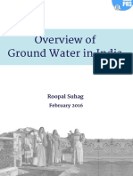 1455682937--Overview of Ground Water in India