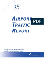 Kennedy LaGuardia Air Traffic Report 2005
