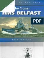The Cruiser HMS Belfast-Conway (2003)