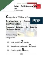 Proyecto Gasolinera Grm Listo