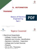 Basics of EE part I