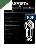 Revista da Fundação Jones Dos Santos Neves n. 04 - 1978