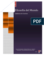 Guillermo de Conches -Filosofía Del Mundo