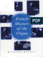 French Masters of the Organ