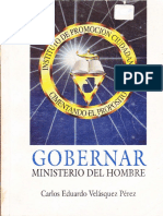 Gobernar Ministerio Del Hombre