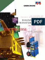 CPC100 TD1 Brochure ESP Tg Delta