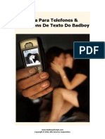 Guia Para Telefones e Mensagens de Texto Badboy 1 PDF