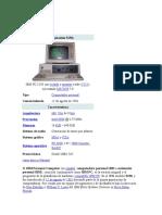 5 Evolucion de Las Computadoras IBMPC Sola