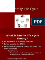 Stages and Developmental Tasks in the Family Life (1)