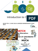 Introduction to CDIO