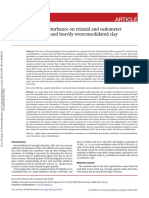 Effect Os Sample Disturbance on Triaxial and Oedometer Behaviour of a Stiff and Heavily Overconsolidated Clay - BERRE