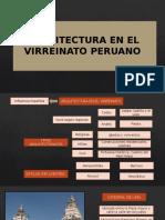 g3 Arquitectura en El Virreinato Peruano