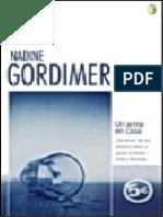 Nadine Gordimer-Un Arma en Casa