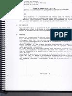 Norma UY H-11-09 Resistencia a La Compresión de Ejemplares Cilindricos de Hormigón
