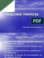 Máquinas Térmicas Clase 01