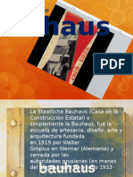 Arquitectura de La Bauhaus