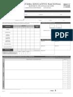 Reporte de Evaluacic3b3n Editable 3c2b0 Primaria 2014 2015 (1)