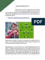 Chelsea - da den Luc da 3-5-2