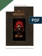 Warcraft Chronicle Resumen Español los Maghar de Azeroth