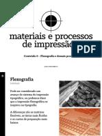 Flexografia Demais Processos