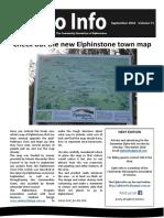 Elpho Info, vol. 71, September 2016
