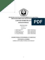 Contoh Proposal Kkn