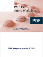 PMP Notes