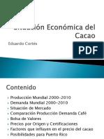 Situacion Economica Del Cacao