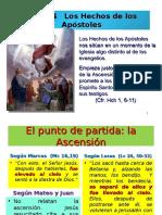 Sesión 9,, Los Hechos de Los Apóstoles