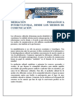 articulo pedagogico intercultural
