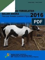 Kecamatan PP Terselatan Dalam Angka 2016
