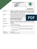 Sop Pengelola Data,Informasi,Dan Pelaporan