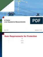 04 Line Imp K-Factor distance transmission line