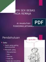 Dampak Sex Bebas Pada Remaja
