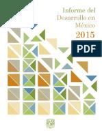 Desarrollo en México 2015