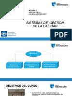 Presentacion Acualizada ISO 9001-2015