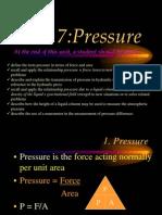 Pressure Slides