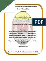 Informe Visita Técnica Bermejo