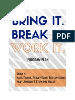 group4 finalprogramplan