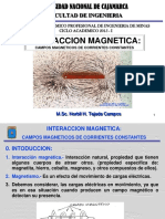 Interaccion Magnetica - 2015-I (1)