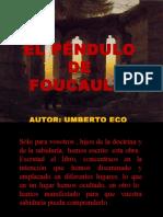 PRESENTACIÓN SOBRE EL PÉNDULO DE FOUCAULT