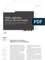 MobileApplicationDeliveryTheNextFrontier Hb Final