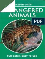 Endangered Animals - Golden Guide 1995.pdf