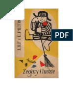 Ilja Ilf, Eugeniusz Pietrow - Zegary i Ludzie - 1961 (Zorg)