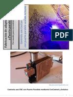 Tutorial Fabricación Adaptador USB a Paralelo Para CNC Usando Arduino