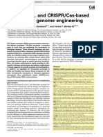 ZFN, TALEN, And CRISPR-Cas-based Methods for Genome Engineering